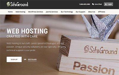 Siteground Test & Erfahrungen