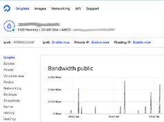 Virtuelle Server von Digitalocean im Vergleich.