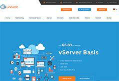 Virtuelle Server von Linevast im Test.