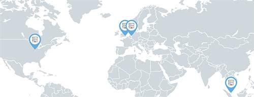 Siteground mit europäischem Datenschutz