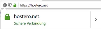 SSL ist für sichere Webseiten nötig.