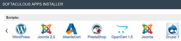 normales Webhosting eignet sich für WordPress.