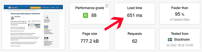 Schnelle Webseiten sind auch ohne AMP möglich.