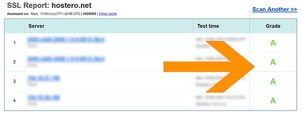SSL auf Fehler testen