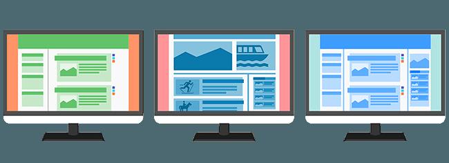 Webhosting Vergleich im Überblick
