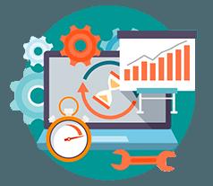 Webhosting für die Webseite finden
