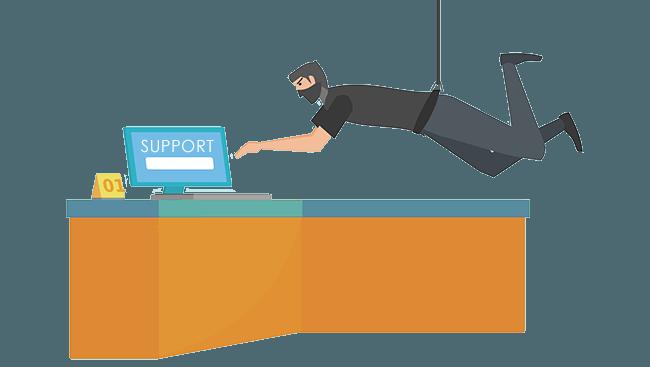Kundenzufriedenheit beim Webhosting