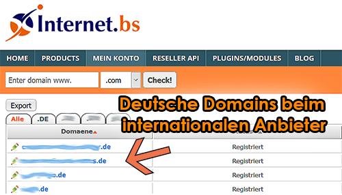 deutsche domains kaufen