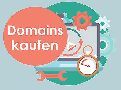 Domain kaufen & registrieren