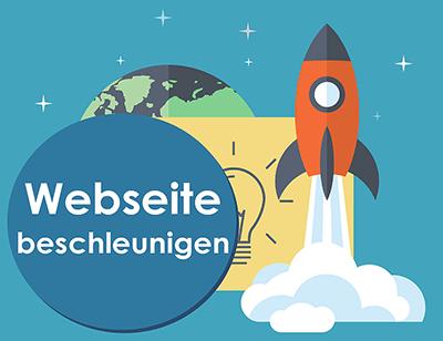 Webseite beschleunigen